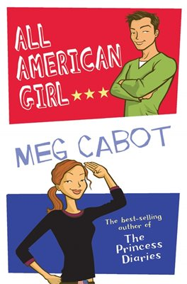 Book cover for All American Girl